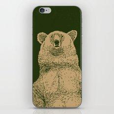Kodiak Bear iPhone & iPod Skin