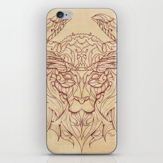 Lion Crab iPhone & iPod Skin