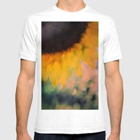 Sunflower I (mini Series… Mens Fitted Tee White SMALL
