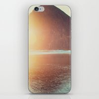 This Is Where I Want To … iPhone & iPod Skin