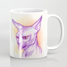Sphynx Cat #02 Mug