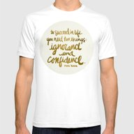 T-shirt featuring Ignorance & Confidence #… by Cat Coquillette
