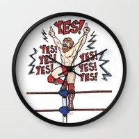 Daniel Bryan (WWE) Wall Clock