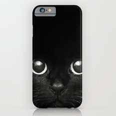 Black Cat iPhone 6 Slim Case