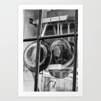 New Orleans - Window To … Art Print