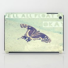 Butterfly Inspiration iPad Case
