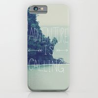 adventure iPhone & iPod Cases featuring Adventure Island by Leah Flores