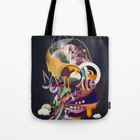 HOMER ON ACID Tote Bag