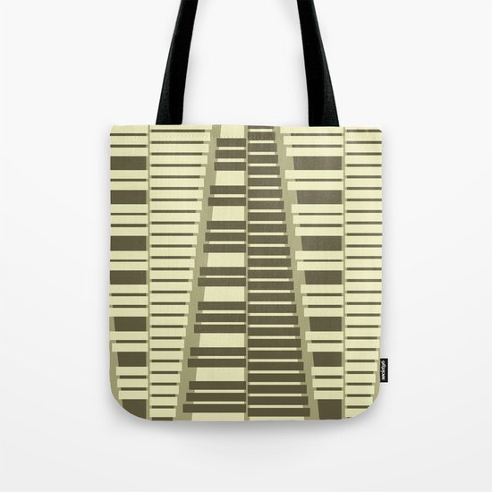 Instrumental series I - xylophone - ANALOG zine Tote Bag