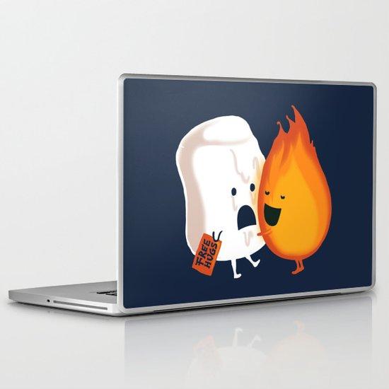 Friendly Fire Laptop & iPad Skin