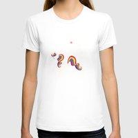 unicorn T-shirts featuring Unicorn - I'm a maturely speaking unicorn!!! by LucyDynamite