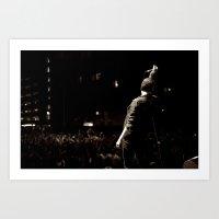 Rifo Salute/Bloody Beetroots Art Print