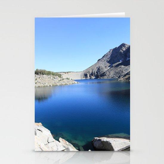 Anna Lake Stationery Card