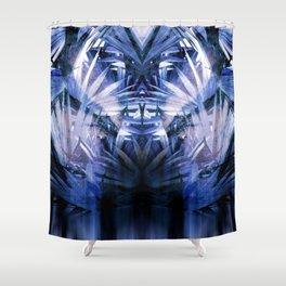 Shower Curtain - Palm With Gradient - Eduardo Doreni