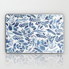 indigo scatter Laptop & iPad Skin