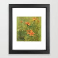 A Better Me Framed Art Print