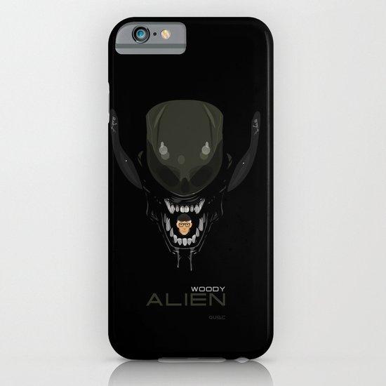 coupling up (accouplés) Woody Alien iPhone & iPod Case