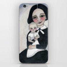 Miss Eva and Elsie iPhone & iPod Skin