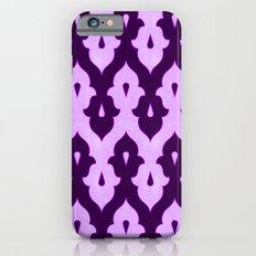 Mauresque Counterchange (Lilac) iPhone 6s Slim Case