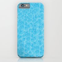 iPhone & iPod Case featuring Blue Meth / Happy Sky by kathomsart