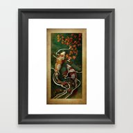 Autumn Kois Framed Art Print