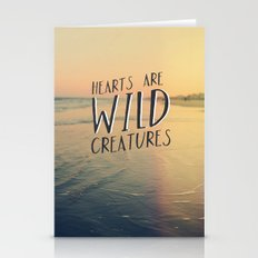 Wild Creatures Stationery Cards
