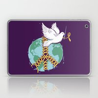The Peacemaker Laptop & iPad Skin