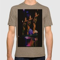 Divin' In Mens Fitted Tee Tri-Coffee SMALL