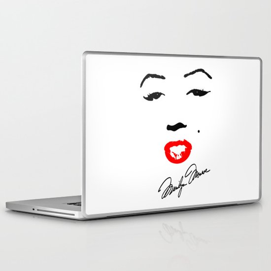 Marilyn Monroe! Laptop & iPad Skin
