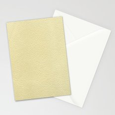 leather Stationery Cards