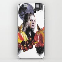 My Weeping Mother iPhone & iPod Skin