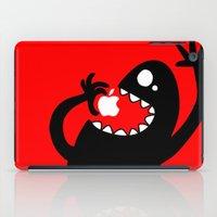apple eater iPad Case