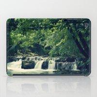 Rio en Tabira iPad Case