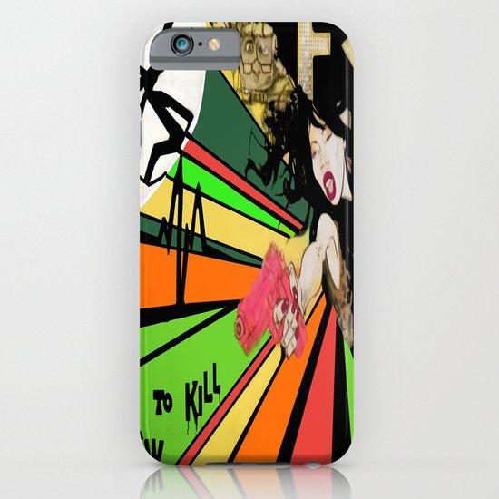 Fame Kills iPhone & iPod Case
