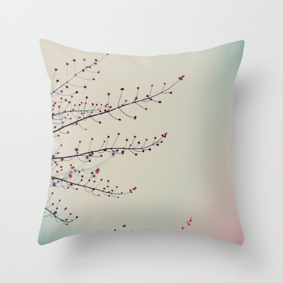 Sprout #2 Throw Pillow