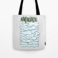 Treeclouds Tote Bag