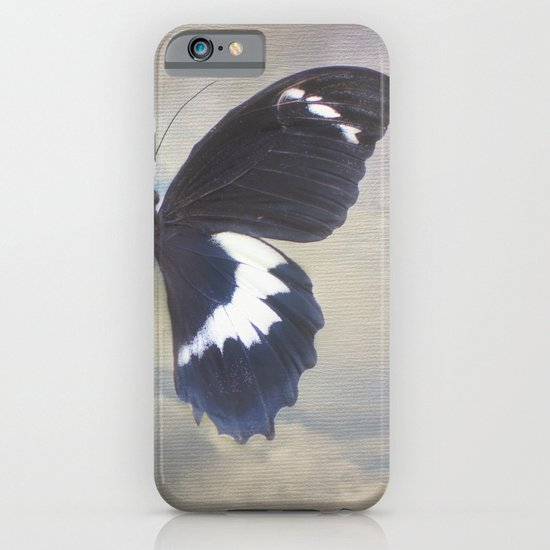 Butterfly Sky iPhone & iPod Case