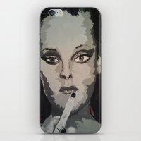 Fuck Off! iPhone & iPod Skin