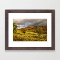 Gowbarrow Fell, Lake District Framed Art Print
