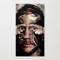 CAESAR Canvas Print