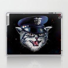 Police Cat Laptop & iPad Skin