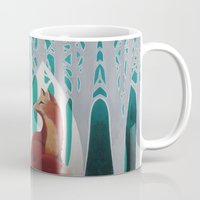 Fox Cathedral Mug