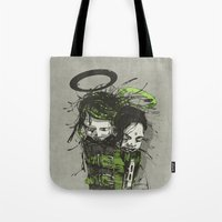 Big Sleep II. Tote Bag