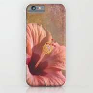 iPhone & iPod Case featuring Hibiscus by Lynn Bolt