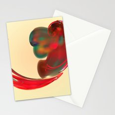 the red Stationery Cards