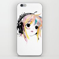Yuki Remix iPhone & iPod Skin