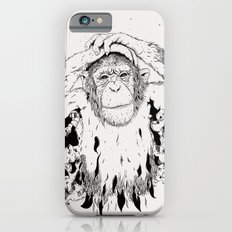In the shadow of Man iPhone 6 Slim Case