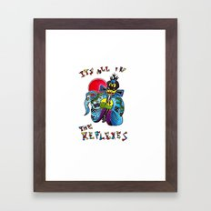 Big Trouble In Little China  Framed Art Print