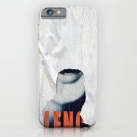 iPhone & iPod Case featuring Speak No Evil by Michael Moreno
