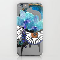 iPhone Cases featuring Orchid by Sabah